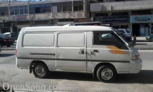 248cfeb61 باص هونداي H100 فان للبيع في الأردن | Sooqm-سوقكم